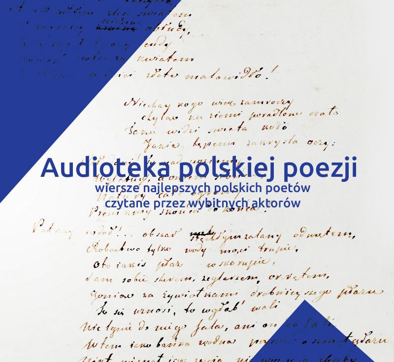 Kolejne Mistrzowskie Nagrania Polska Poezjapl